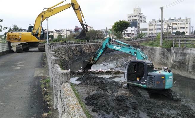 新竹市海水川溪遭污染 检验出含酚类有害物质