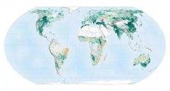 绿色地球才是人类永恒的栖息地,值得