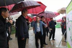 风雨无阻,佛山市委书记鲁毅开展新春