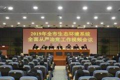 重庆召开2019年全市生态环境系统全面