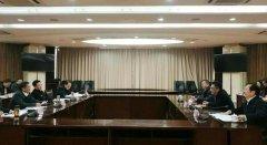 四川省生态环境厅厅长于会文带队到水