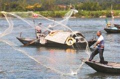 福州市首例禁渔区内非法捕捞涉刑案立