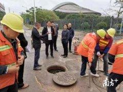 广州市番禺50条黑臭河涌截污工程基本完工