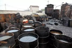 废矿物油如何处置?浏阳首家民营企业
