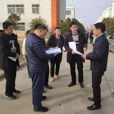 濮阳市南乐县部门联动,集中开展违规