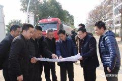 安庆市生态环境局局长姜奎堂带队督查