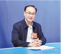 全国政协委员余国东 筑牢长江上游生态
