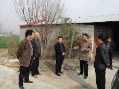 平顶山市叶县领导就中央、省市督察交