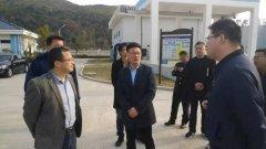 台州市领导带队督查玉环市工业集聚区