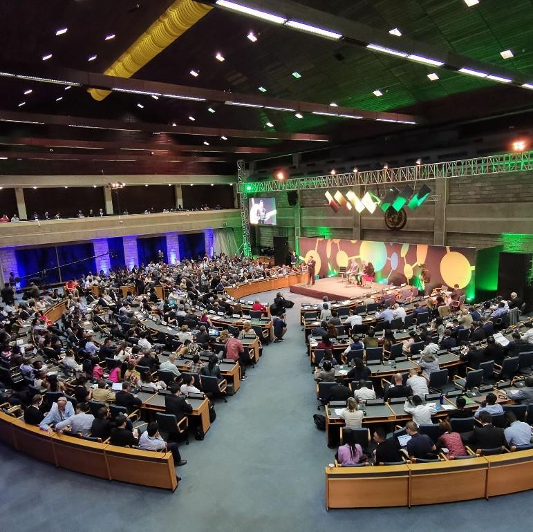 首航节能应邀参加联合国环境大会