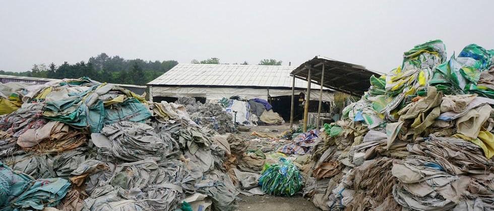 """发展中国家纷纷跟进中国""""禁废令"""" 西方垃圾回收危机"""