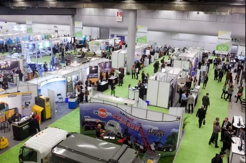 洁径连接全球技术第一站-蒙特利尔Americana环保展