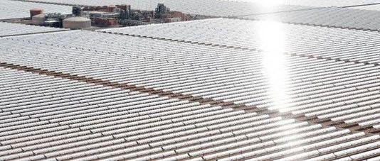 秀外慧中!摩洛哥太阳能发电站不仅能