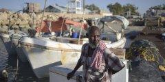 索马里海域的捕鱼协议引发民众争议