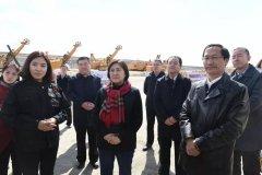 布小林:不断提高口岸经济质量 坚决完