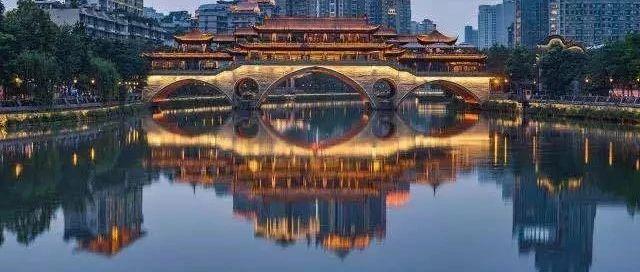从锦江看成都水生态治理之路