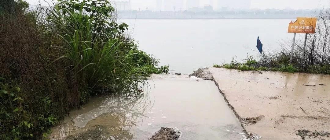 衡阳珠晖区:旭升建材生产废水直排湘