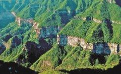 苦干25年,河南省辉县市太行山绿化工