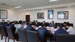 湖南省生态环境厅厅长邓立佳与益阳市