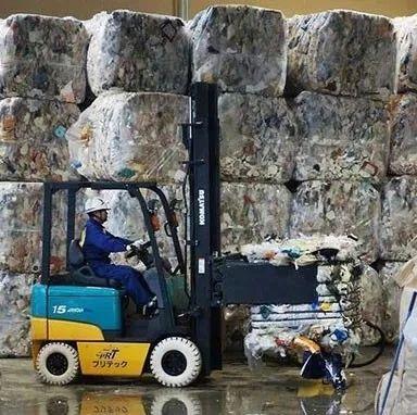 塑料再利用方式动摇日本环保发达国地