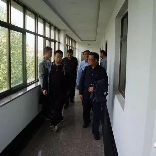 生态环境部监测司司长一行到邯郸武安生态环