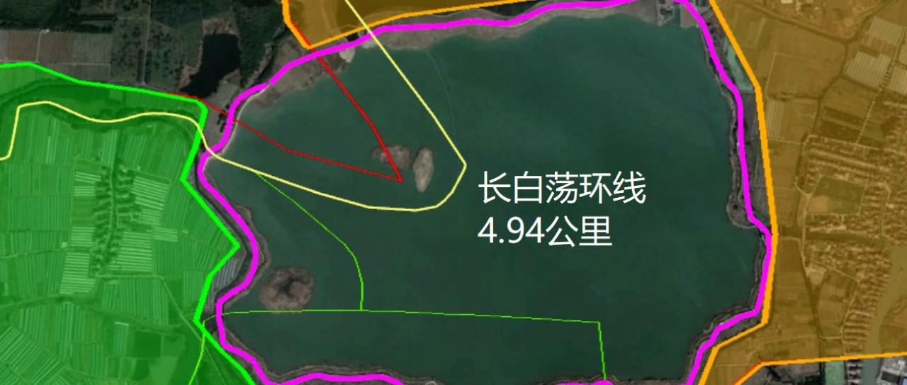 嘉兴市嘉善县将开展生态保护红线无人