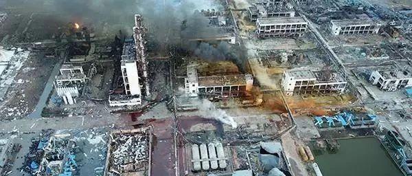 """关停80%以上化工企业!""""3・21""""爆炸事故后,江苏将展开大规模整治行动"""