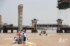 汕头、潮州两地开展联合执法巡查打击非法采砂