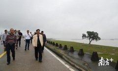 加强排污、防汛管理,广东清远利用生态系统打造河岸景观