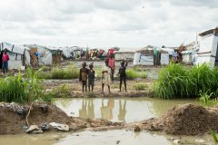 全球变暖下的不平等现实:富国受益、穷国受损