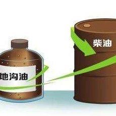 地沟油能源化利用,国内理应有大作为