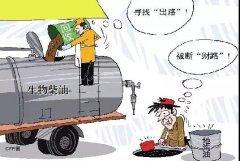 """臭名昭著的地沟油,出口到国外竟成了""""香饽饽"""""""