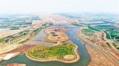 石家庄市滹沱河生态修复工程土壤改良