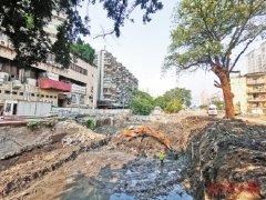 """福州城区水系治理加速展开 """"清盘行动"""