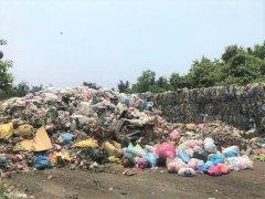 新竹县湖口乡堆置3000吨垃圾 议员盼尽