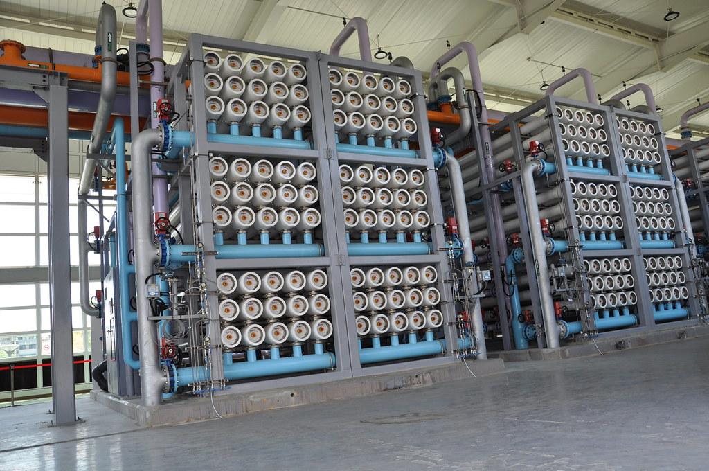 降低用水负担 高雄市凤山再生水厂年收可望达2.5亿