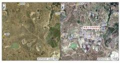 吉林省白城市洮南市万顷草原破坏严重