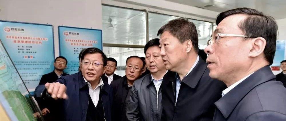 """任宋希斌率队赴牡丹江、鸡西市开展水污染防治""""一法一"""