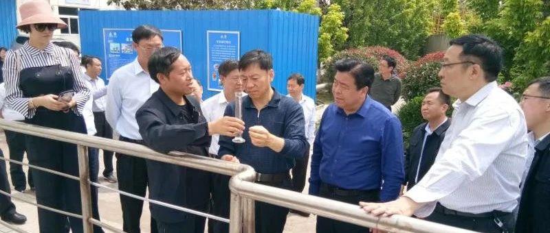 """河南省对驻马店市水污染防治""""一法一"""