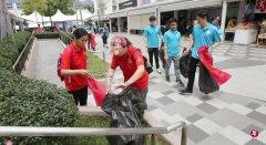 新加坡环保组织设数据库记录垃圾种类
