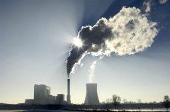 大气二氧化碳浓度达到万分之4.15,为
