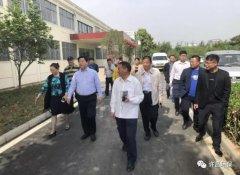 许昌市魏都区人大常委会副主任卢军带队调研生态环境保