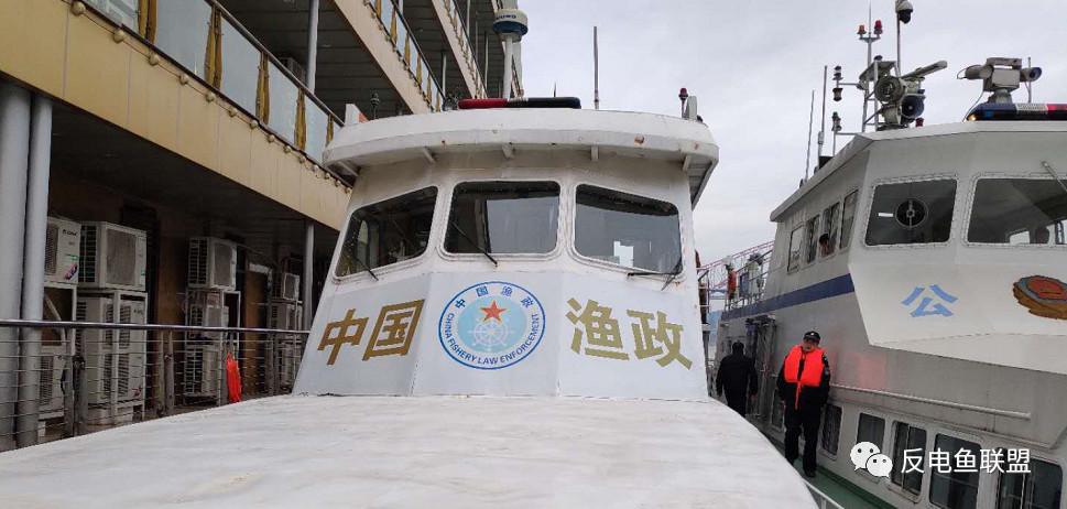 注意了!电鱼的快缩脚!!重庆渔政全面接入江湖眼!