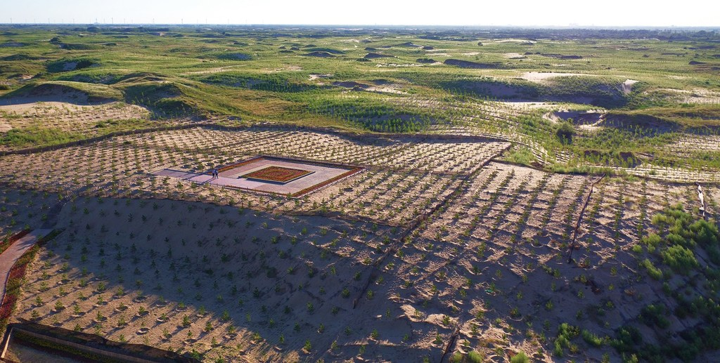 联合国环境署报告:对沙砾的需求日益增长 全球必须加