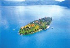 为了星云湖的秀美湖光――玉溪全力构建湖泊保护生态屏