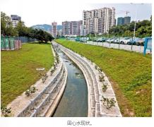深圳市宝安区田心水全河段完成整治