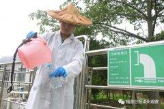 """漳州:让乡镇污水处理厂""""动""""起来"""