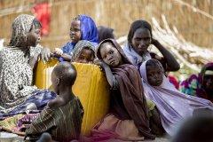 西非真实案例:气候变化引发粮荒 社区