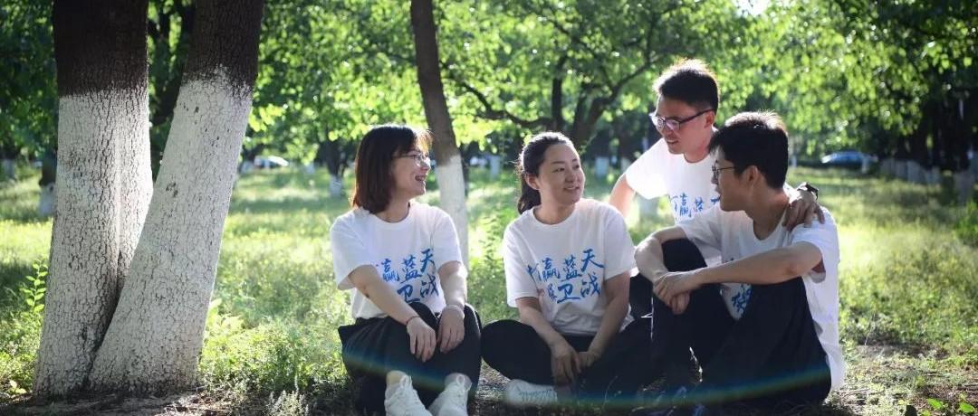 中国环境科学研究院百名科技工作者演唱六五环境日主题歌