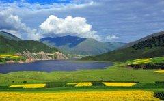 青海以国家公园为主体的自然保护地体